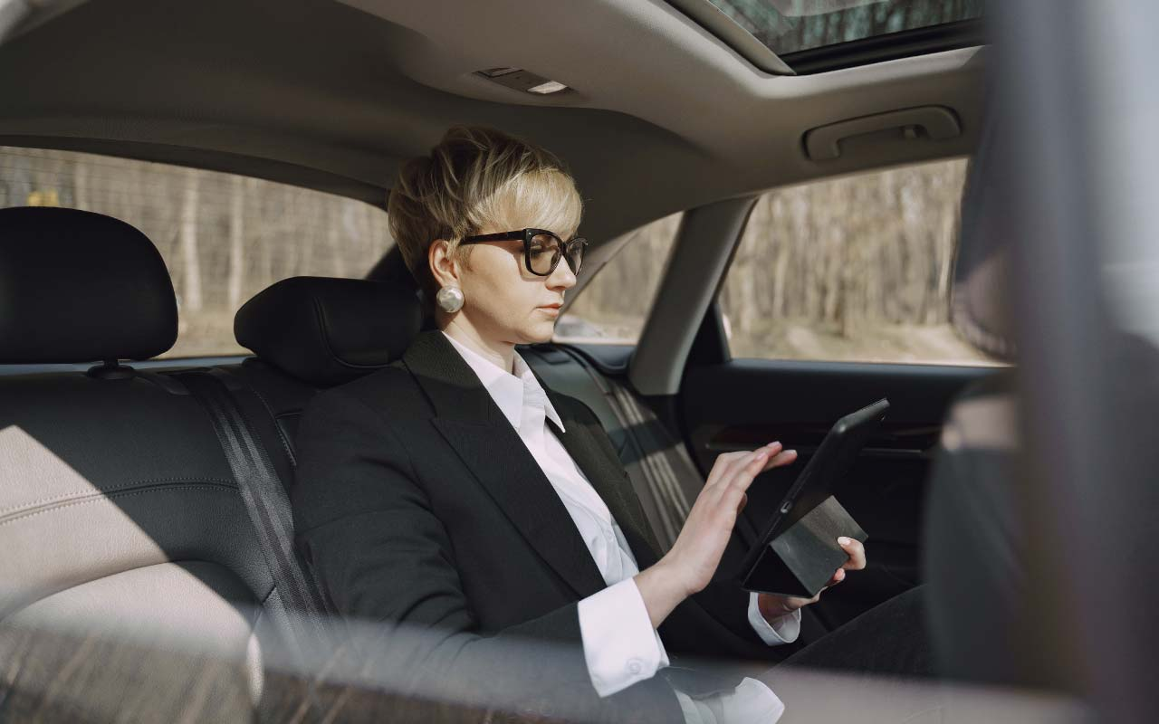 Corporate Driver Placement