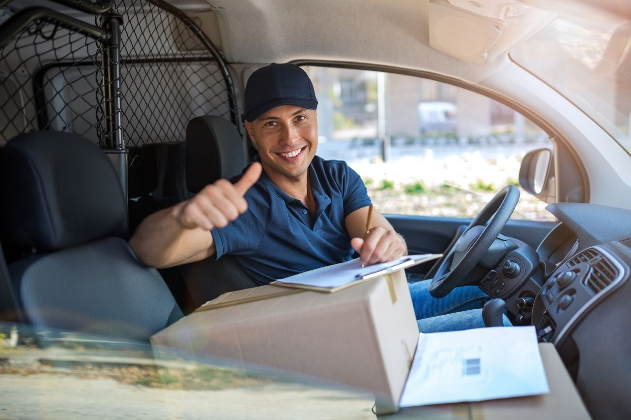 Why outsource delivery services?