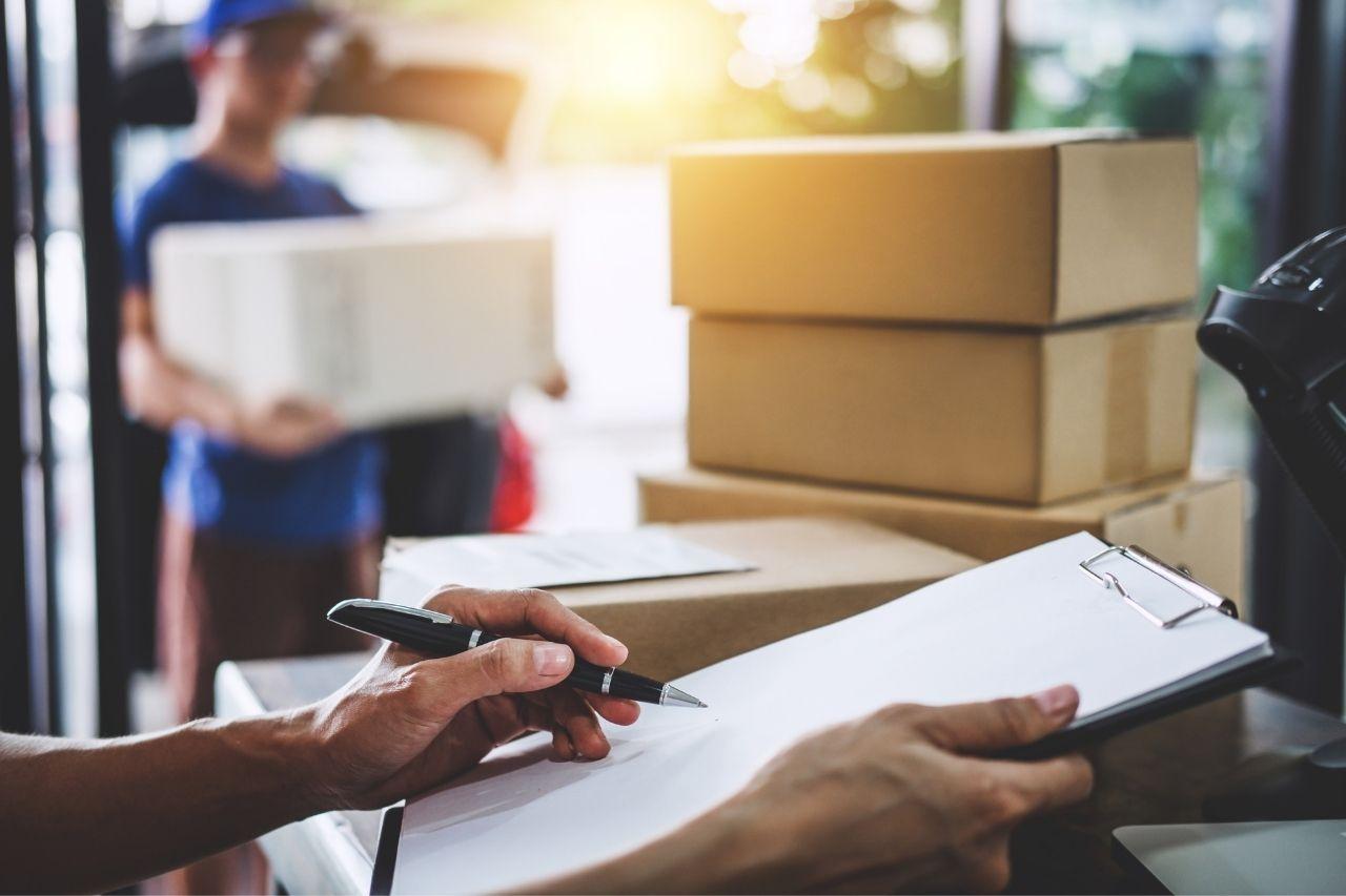 Management of returned goods